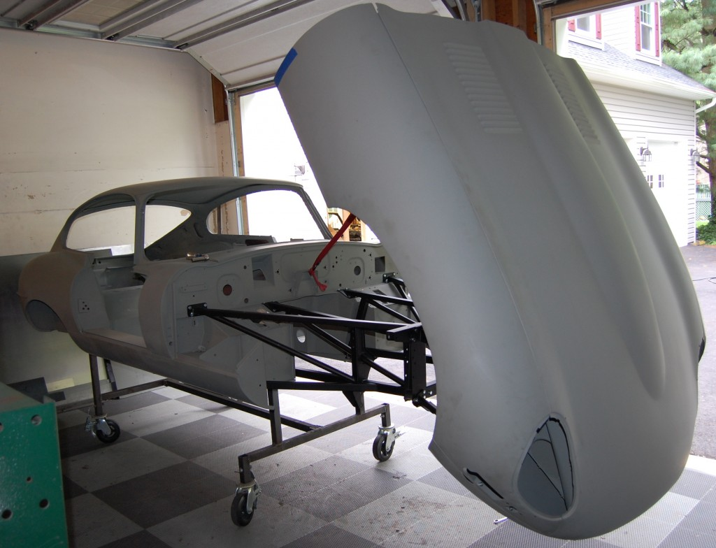 Monocoque Metalworks Jaguar E Type Body Panels And Shell Restoration 1970 Wiring Diagram The Same