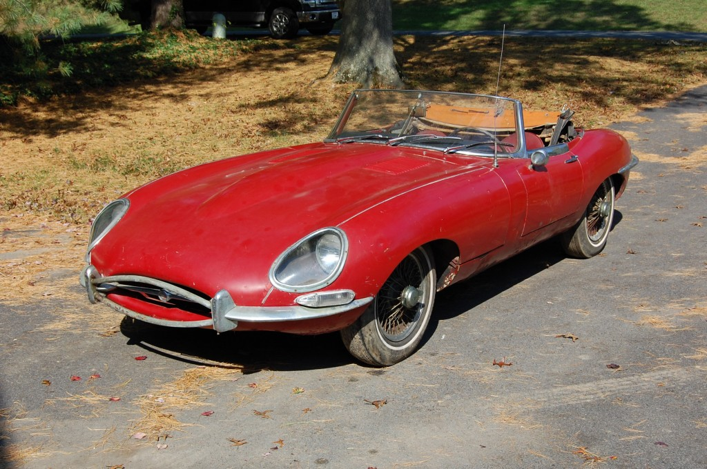 Past MM E-Type Project Cars – ALL SOLD | Monocoque Metalworks