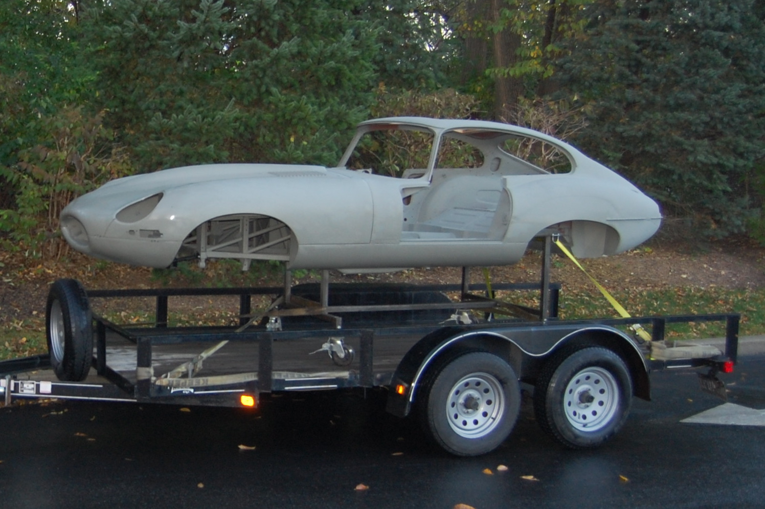 E Type Projects For Sale Wanted Monocoque Metalworks