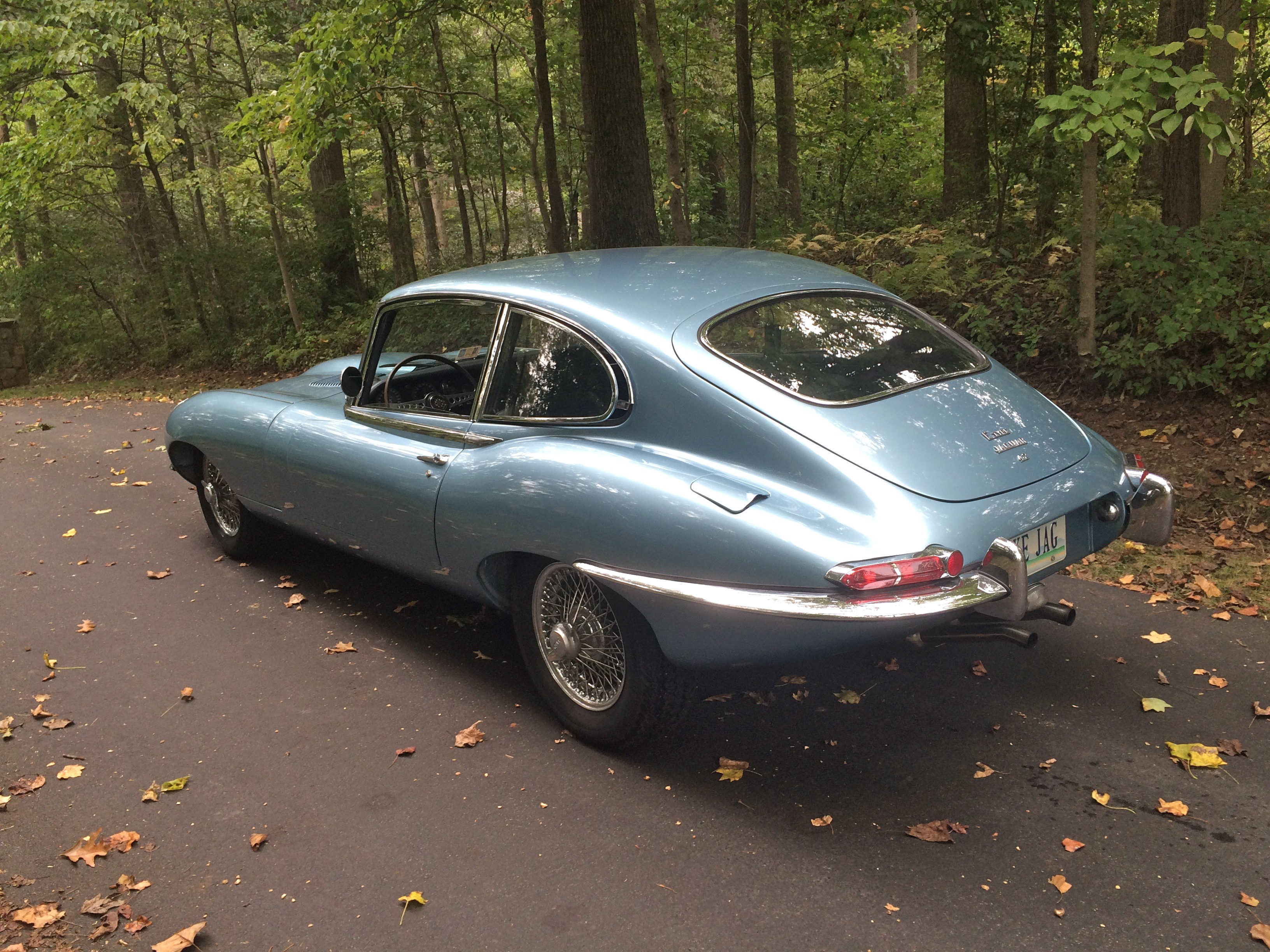 Restored 1967 Series 1 E Type 100 Turn Key Sold Monocoque Jaguar Wiring Harness I Drive An Exactly Like This Every Day And It Is Great